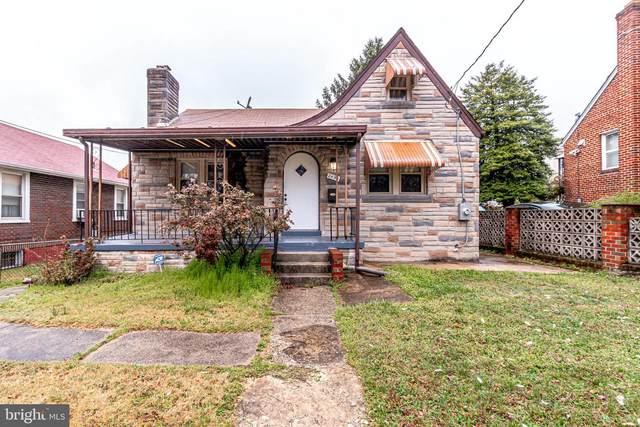 2850 Vista Street NE, WASHINGTON, DC 20018 (#DCDC463410) :: Talbot Greenya Group