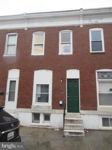 106 N Janney Street, BALTIMORE, MD 21224 (#MDBA505380) :: The Bob & Ronna Group