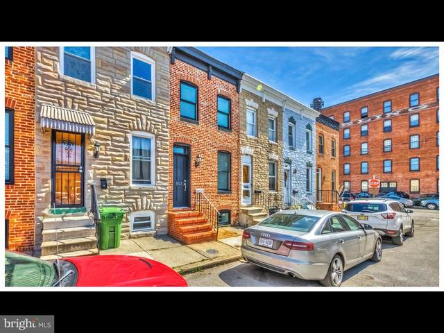 1827 Westphal Place, BALTIMORE, MD 21230 (#MDBA505378) :: Talbot Greenya Group