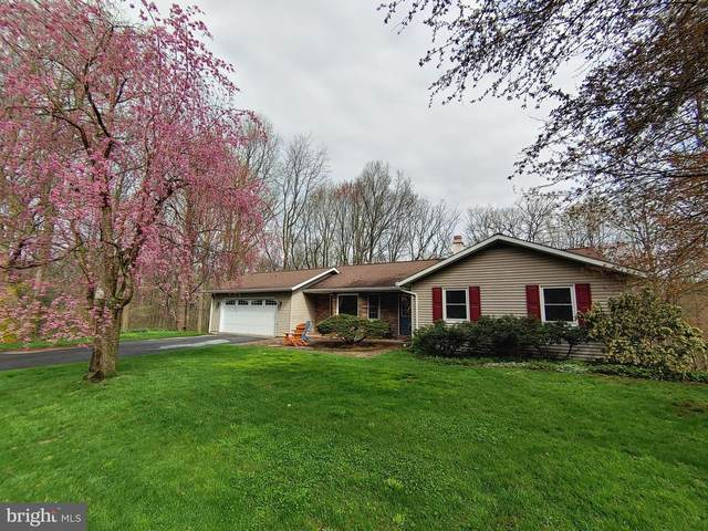 229 Valley Road, LEBANON, PA 17042 (#PALN113364) :: The Joy Daniels Real Estate Group