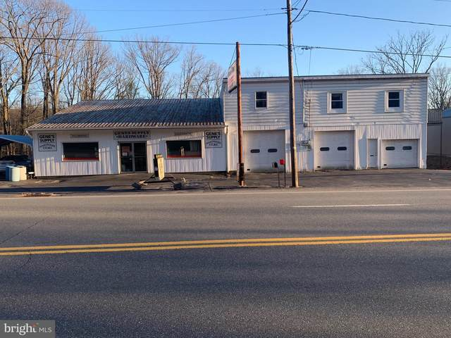 635 Fountain Street, ASHLAND, PA 17921 (#PASK130306) :: Ramus Realty Group