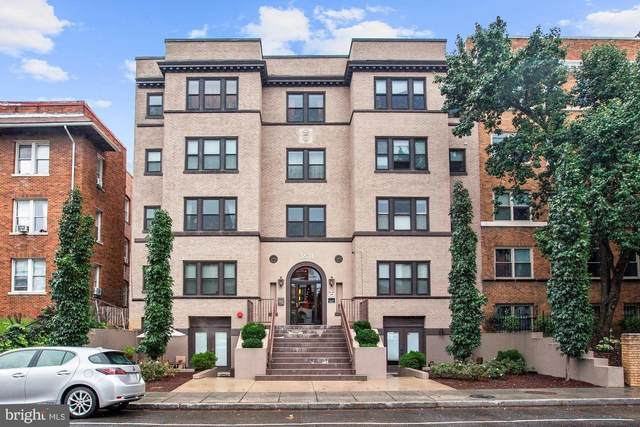 3511 13TH Street NW #202, WASHINGTON, DC 20010 (#DCDC463454) :: Network Realty Group