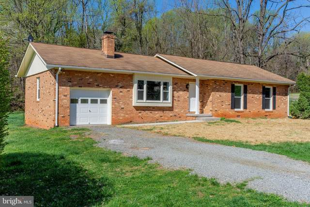 176 Red Hill, ORANGE, VA 22960 (#VAOR136272) :: RE/MAX Cornerstone Realty