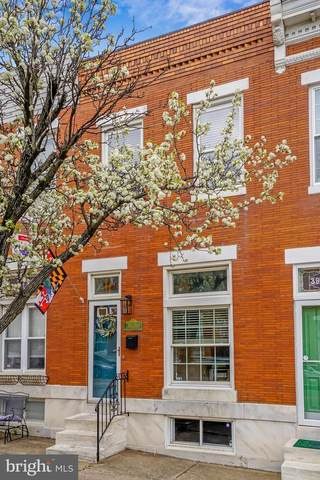 3924 Hudson Street, BALTIMORE, MD 21224 (#MDBA505430) :: SURE Sales Group