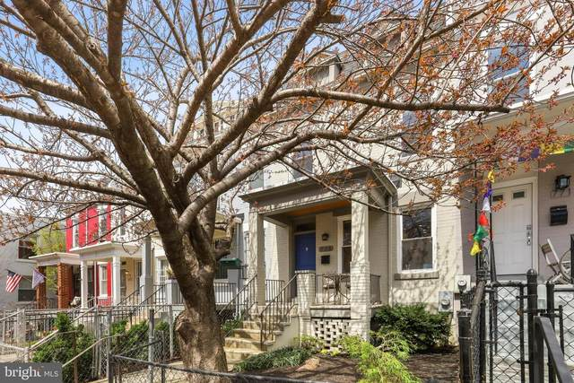 773 Hobart Place NW, WASHINGTON, DC 20001 (#DCDC463460) :: Network Realty Group