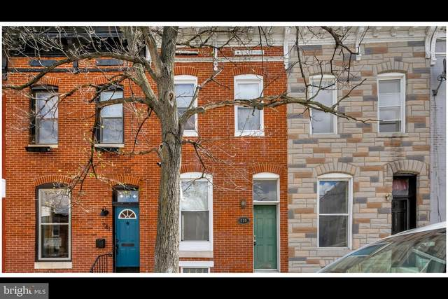 139 N Patterson Park Avenue, BALTIMORE, MD 21231 (#MDBA505434) :: The Dailey Group