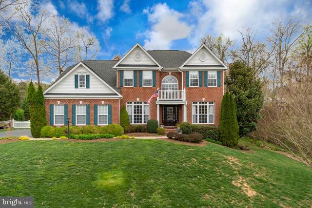 11006 Park Ridge Road, FREDERICKSBURG, VA 22408 (#VASP220616) :: AJ Team Realty