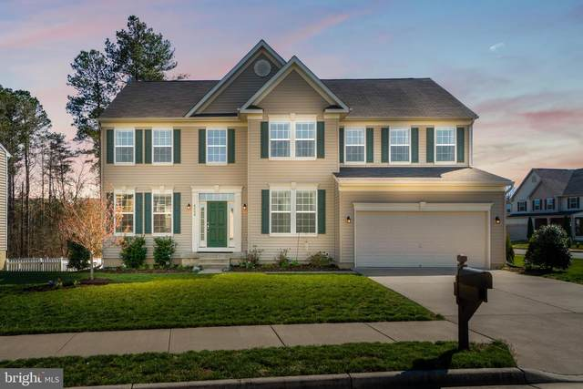 6208 Woodhue Court, FREDERICKSBURG, VA 22407 (#VASP220618) :: The MD Home Team