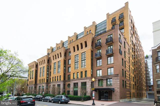 910 M Street NW #512, WASHINGTON, DC 20001 (#DCDC463486) :: Network Realty Group