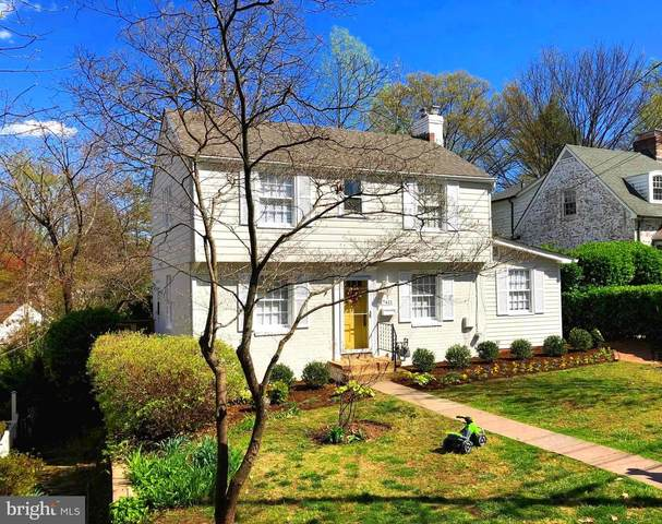 7411 Ridgewood Avenue, CHEVY CHASE, MD 20815 (#MDMC701700) :: Potomac Prestige Properties