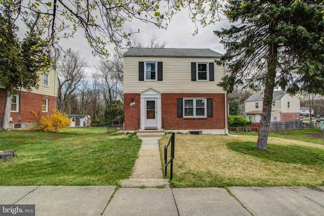 1026 East West Highway, TAKOMA PARK, MD 20912 (#MDPG563698) :: The Sky Group