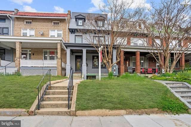 1315 Randolph Street NW #1, WASHINGTON, DC 20011 (#DCDC463494) :: The Licata Group/Keller Williams Realty