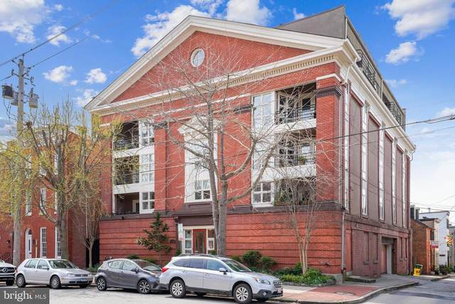 820 William Street #104, BALTIMORE, MD 21230 (#MDBA505464) :: Erik Hoferer & Associates