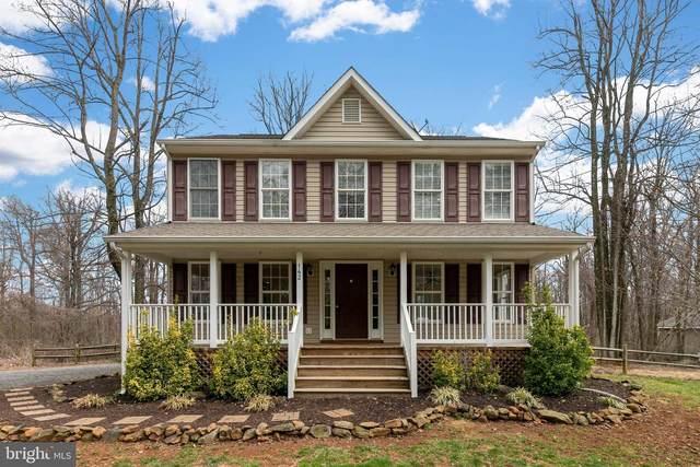142 Valley View Drive, CHESTER GAP, VA 22623 (#VARP107192) :: Dart Homes