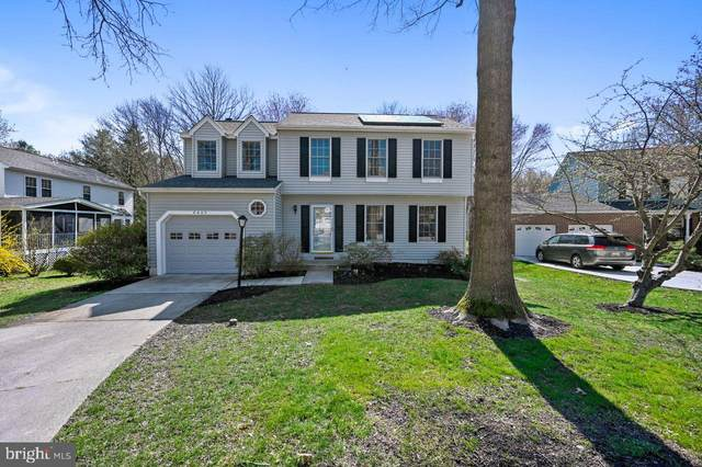 8605 Littlefield Court, ELLICOTT CITY, MD 21043 (#MDHW277418) :: The Miller Team