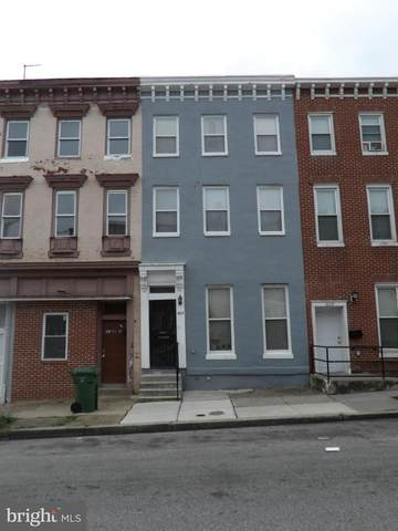 1603 W Lexington Street, BALTIMORE, MD 21223 (#MDBA505478) :: Bruce & Tanya and Associates