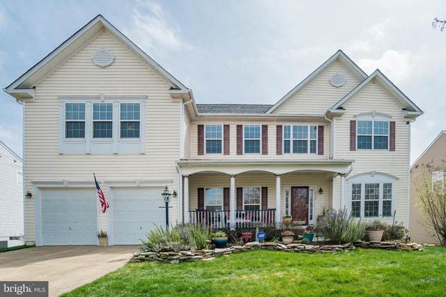 2756 Myrtlewood Drive, DUMFRIES, VA 22026 (#VAPW491224) :: The Miller Team