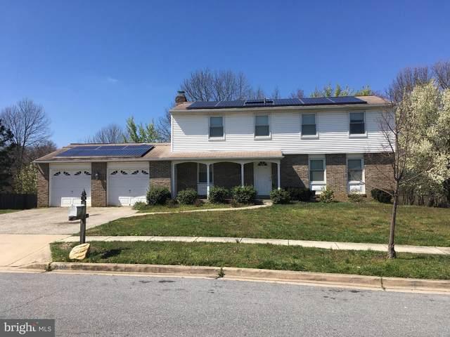 9108 Briarchip Street, LAUREL, MD 20708 (#MDPG563734) :: Revol Real Estate