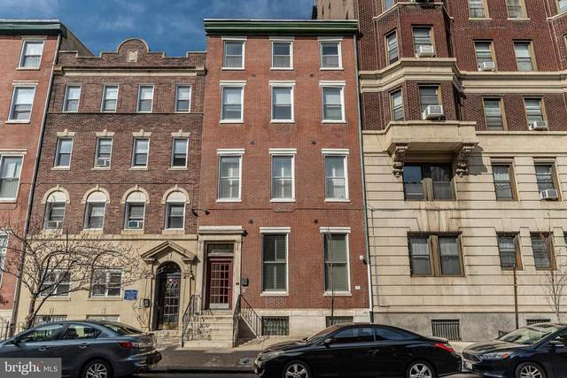 1305 Spruce Street Th1c, PHILADELPHIA, PA 19107 (#PAPH885766) :: Pearson Smith Realty