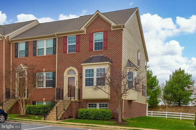 614 Stone Springs Lane, MIDDLETOWN, MD 21769 (#MDFR261916) :: Charis Realty Group