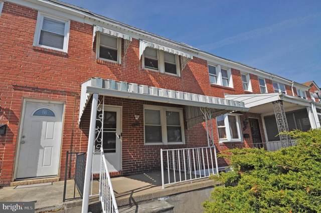 408 Gusryan Street, BALTIMORE, MD 21224 (#MDBA505490) :: Revol Real Estate