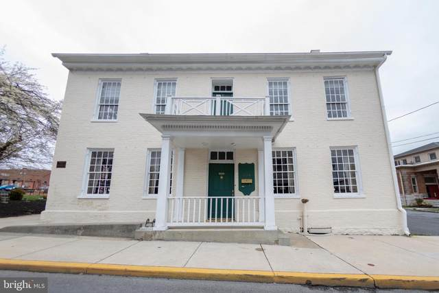 208 S Queen Street, MARTINSBURG, WV 25401 (#WVBE176016) :: The Licata Group/Keller Williams Realty