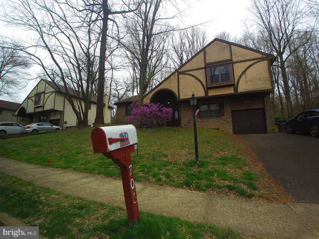 706 Bridgeview Road, FEASTERVILLE TREVOSE, PA 19053 (#PABU494030) :: Charis Realty Group
