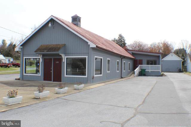 1230 East Main Street, LURAY, VA 22835 (#VAPA105180) :: Jacobs & Co. Real Estate
