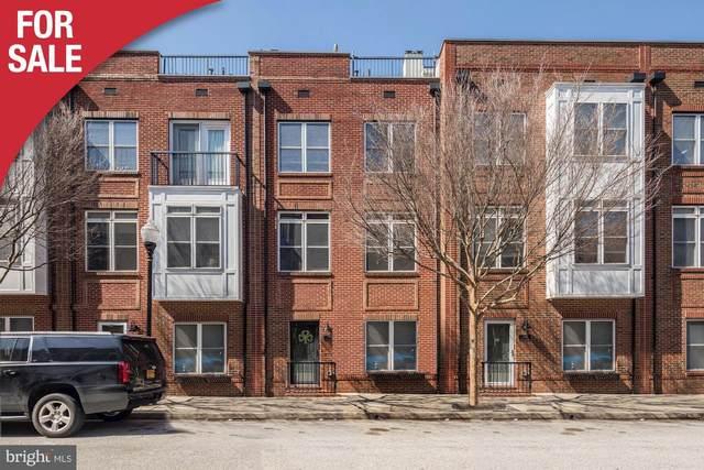 1420 Benjamin Street, BALTIMORE, MD 21230 (#MDBA505506) :: Revol Real Estate