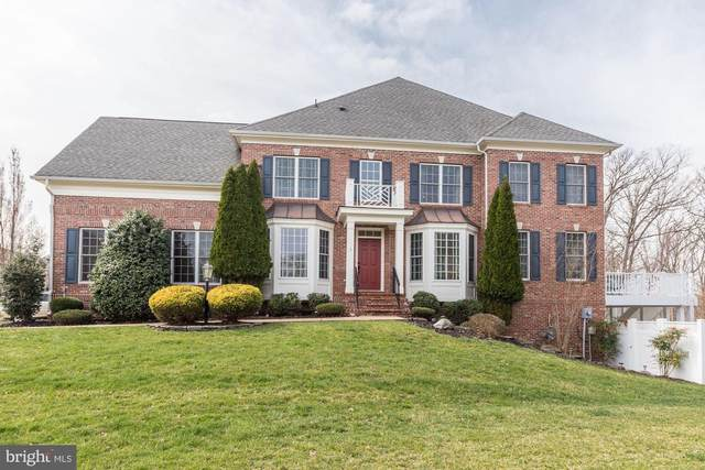43594 Merchant Mill Terrace, LEESBURG, VA 20176 (#VALO407104) :: Talbot Greenya Group