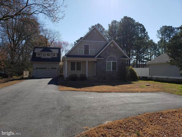 31502 Railway Road, OCEAN VIEW, DE 19970 (#DESU158850) :: CoastLine Realty
