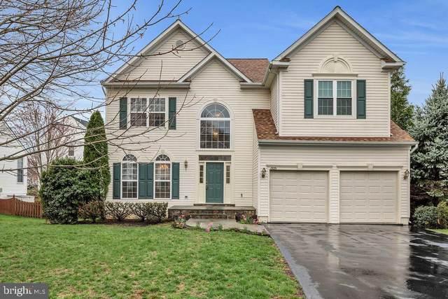 1525 Barksdale Drive NE, LEESBURG, VA 20176 (#VALO407108) :: Jacobs & Co. Real Estate