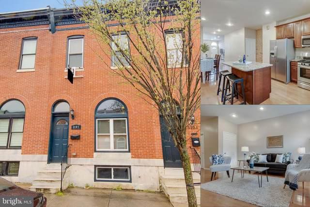 3107 E Baltimore Street, BALTIMORE, MD 21224 (#MDBA505510) :: Coleman & Associates