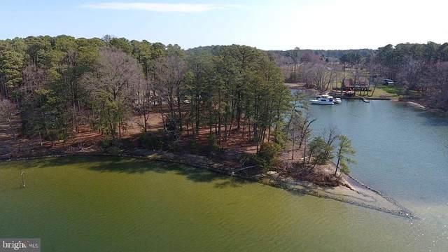 00 Cockrells Creek View Drive, REEDVILLE, VA 22539 (#VANV101338) :: RE/MAX Plus