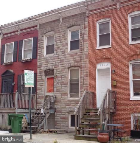 1131 Wicomico Street, BALTIMORE, MD 21230 (#MDBA505514) :: Revol Real Estate