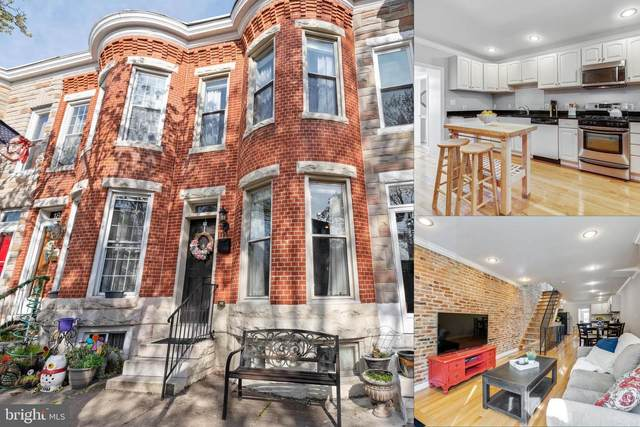 1805 Belt Street, BALTIMORE, MD 21230 (#MDBA505520) :: The Matt Lenza Real Estate Team
