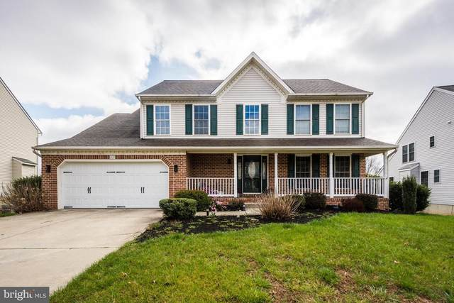 319 Streett Circle, FOREST HILL, MD 21050 (#MDHR245070) :: The Dailey Group