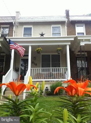 618 Evarts Street NE, WASHINGTON, DC 20017 (#DCDC463548) :: Coleman & Associates