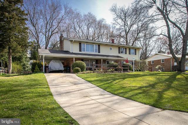 9714 Dale Drive, UPPER MARLBORO, MD 20772 (#MDPG563818) :: The Gus Anthony Team