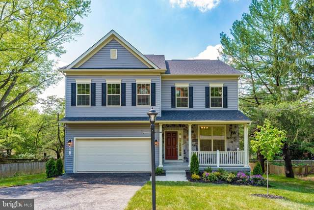 505 Isaac Russell, NEW MARKET, MD 21774 (#MDFR261926) :: AJ Team Realty