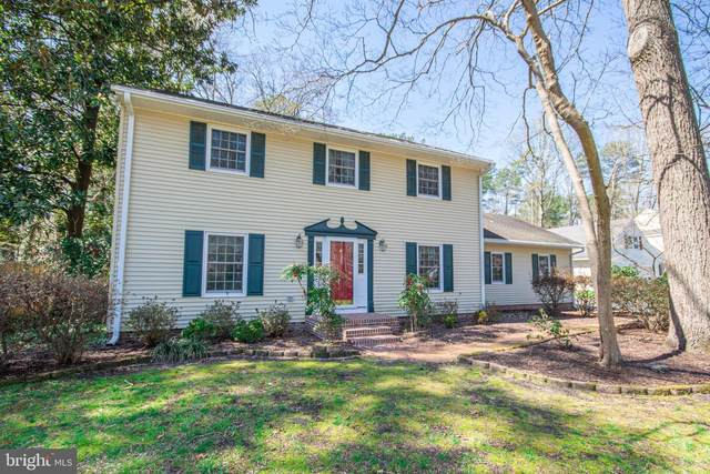 802 King Richards Court, SALISBURY, MD 21804 (#MDWC107586) :: Berkshire Hathaway PenFed Realty