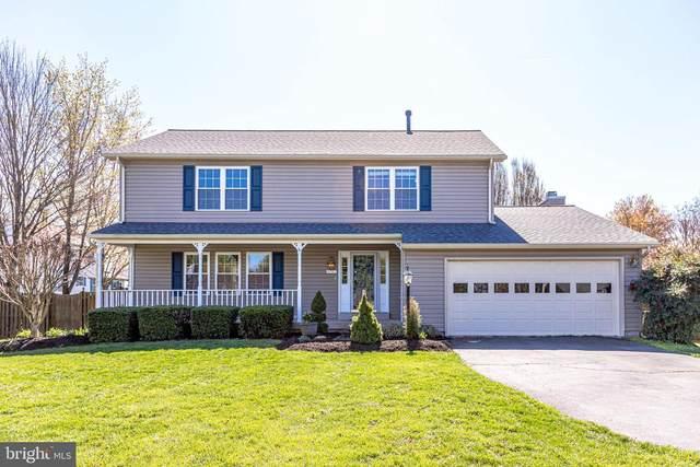 8765 Tomislav Street, MANASSAS, VA 20110 (#VAPW491278) :: Jacobs & Co. Real Estate