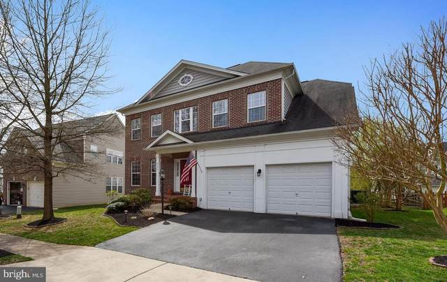 9008 Woodpecker Court, GAINESVILLE, VA 20155 (#VAPW491280) :: Larson Fine Properties