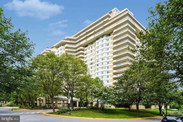 5600 Wisconsin Avenue #1408, CHEVY CHASE, MD 20815 (#MDMC701816) :: The Riffle Group of Keller Williams Select Realtors