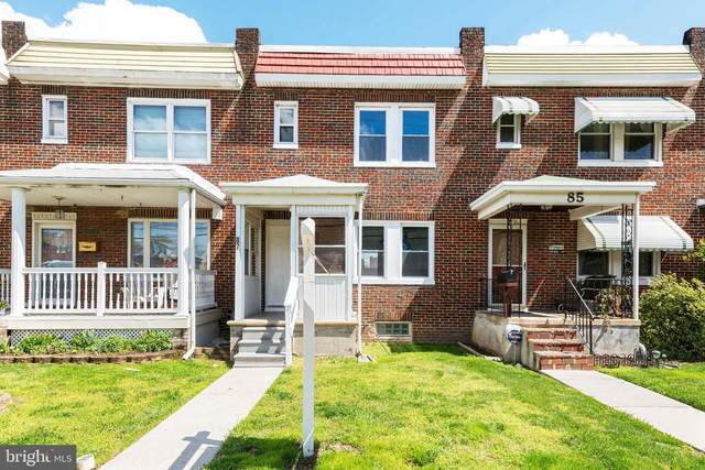 87 Willow Spring Road, BALTIMORE, MD 21222 (#MDBC489926) :: The Daniel Register Group