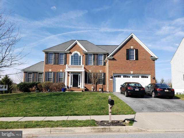 1902 Kings Forest Trail, MOUNT AIRY, MD 21771 (#MDCR195622) :: Revol Real Estate