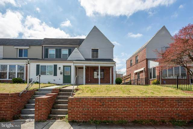 3345 Blaine Street NE, WASHINGTON, DC 20019 (#DCDC463570) :: Eng Garcia Properties, LLC