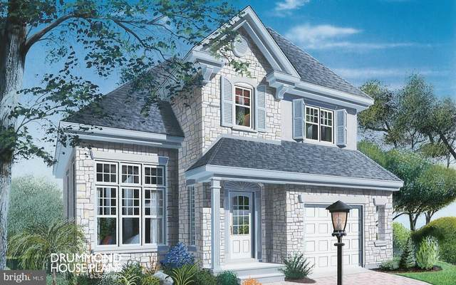 Lot 3 N. Third Street, MARTINSBURG, WV 25401 (#WVBE176028) :: Blackwell Real Estate