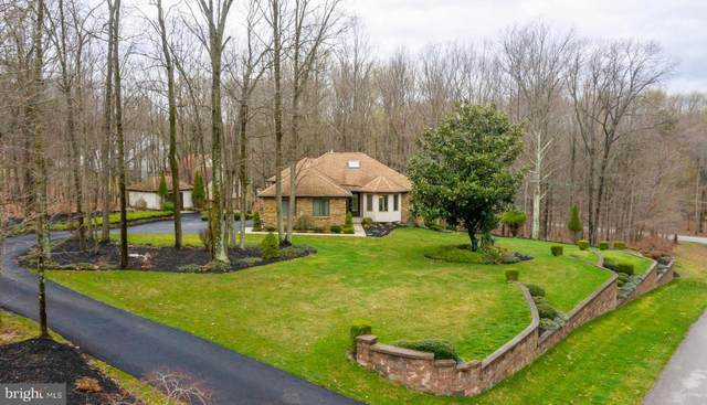 1437 Dicus Mill Road, SEVERN, MD 21144 (#MDAA429970) :: The Miller Team