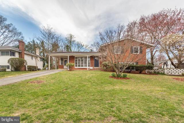 605 Burnt Mills Avenue, SILVER SPRING, MD 20901 (#MDMC701834) :: Revol Real Estate